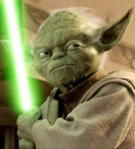Good luck and may the force be with you!