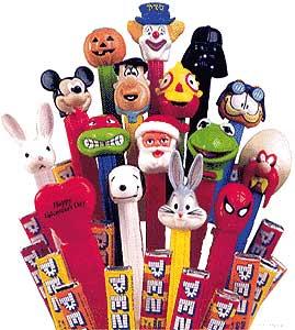 PEZ Candy - Disney style